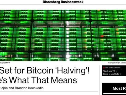 Businessweek халвинг