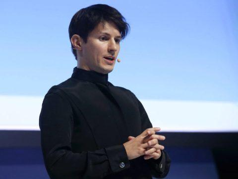 Pavel Durov TON